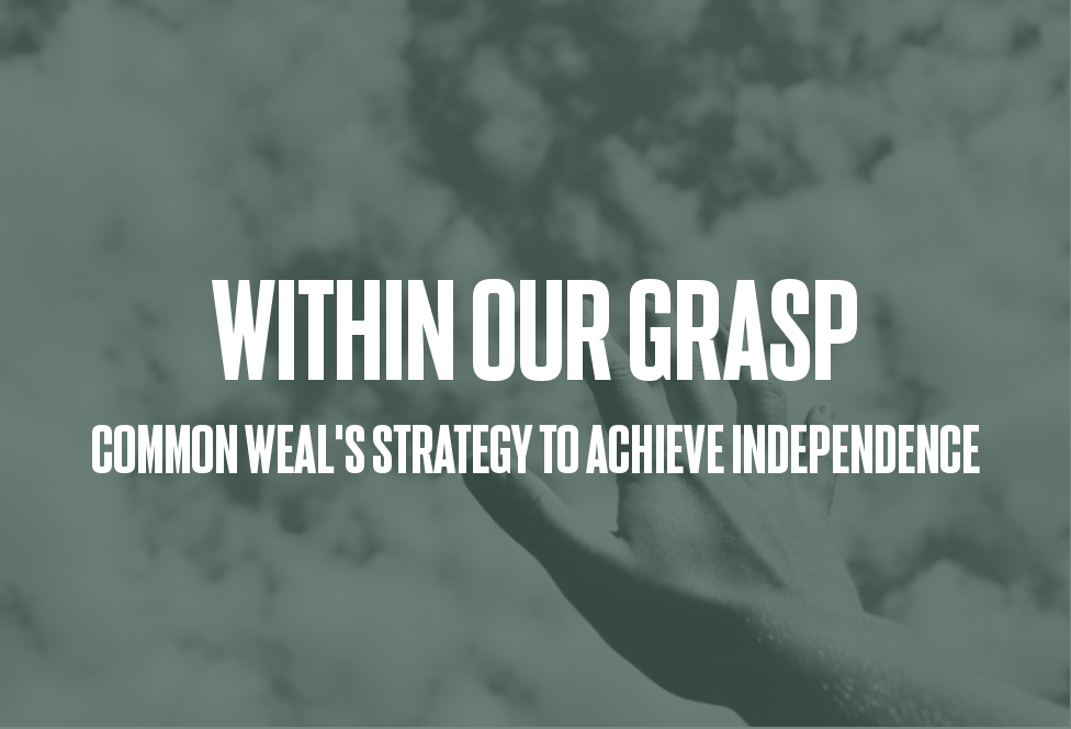 The Common Weal Policy Podcast – Episode #35