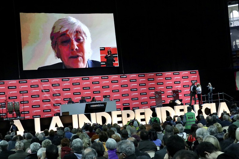 'Justice has been done today': Clara Ponsati accredited as MEP