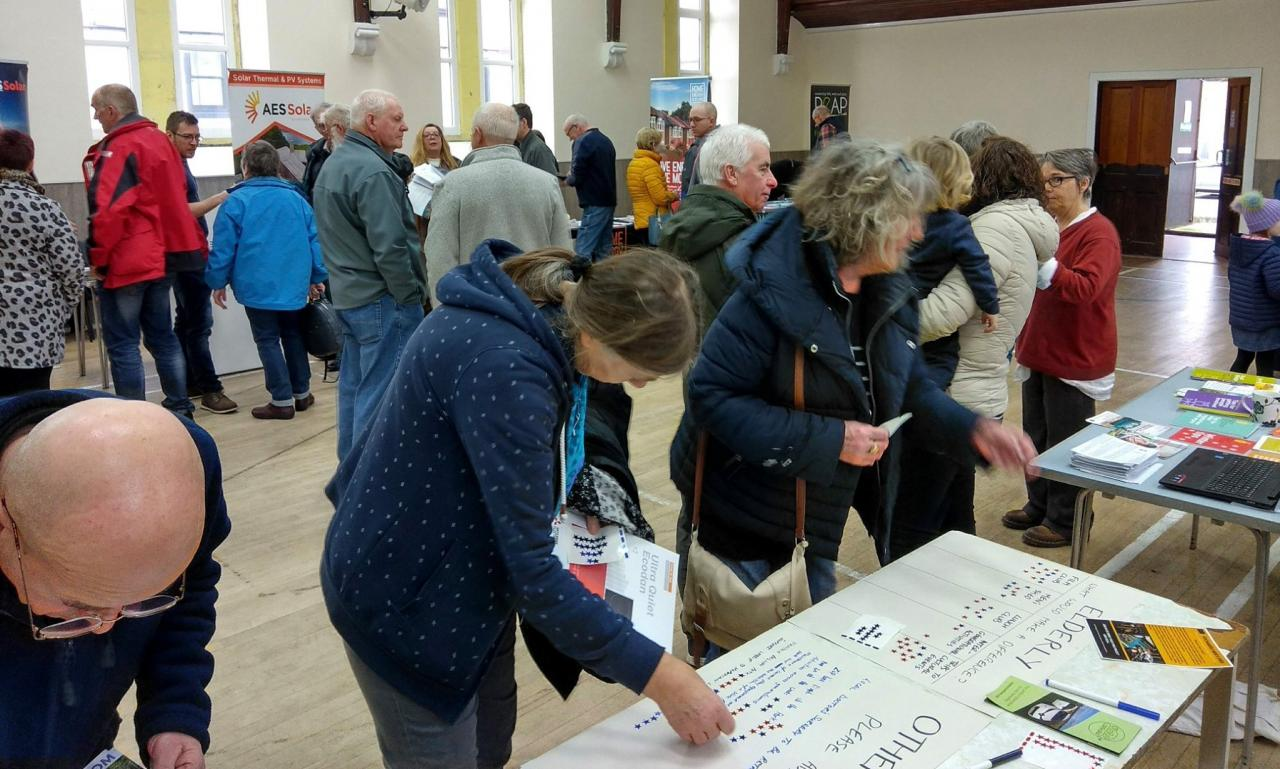Scottish communities seek government support in local battle against climate change