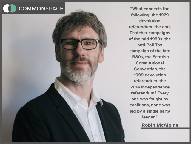 Robin McAlpine: Independence isn't about Nicola Sturgeon – can we finally move on?