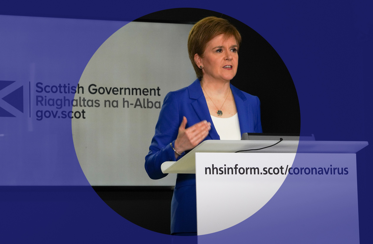 Reviewing Scotland's Testing Strategy