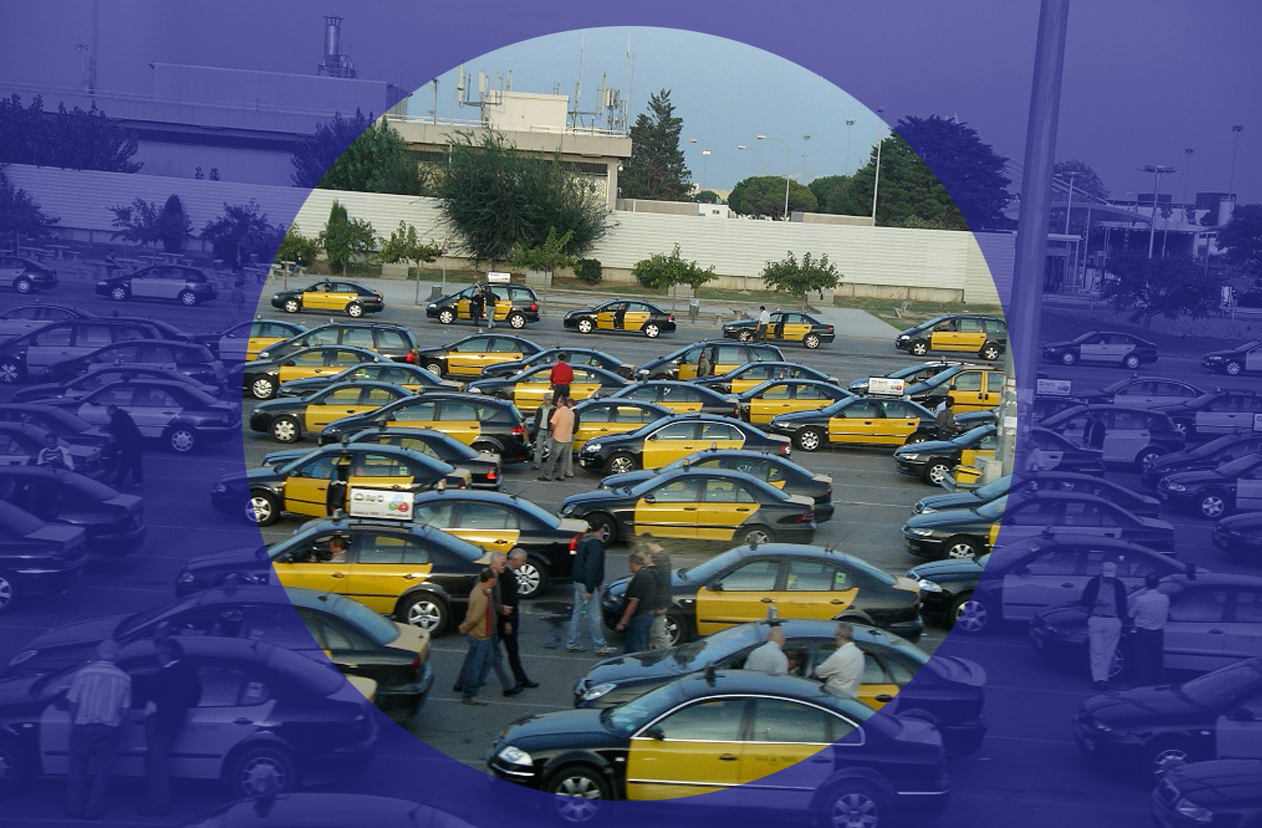 How workers can win – a Taxi lesson