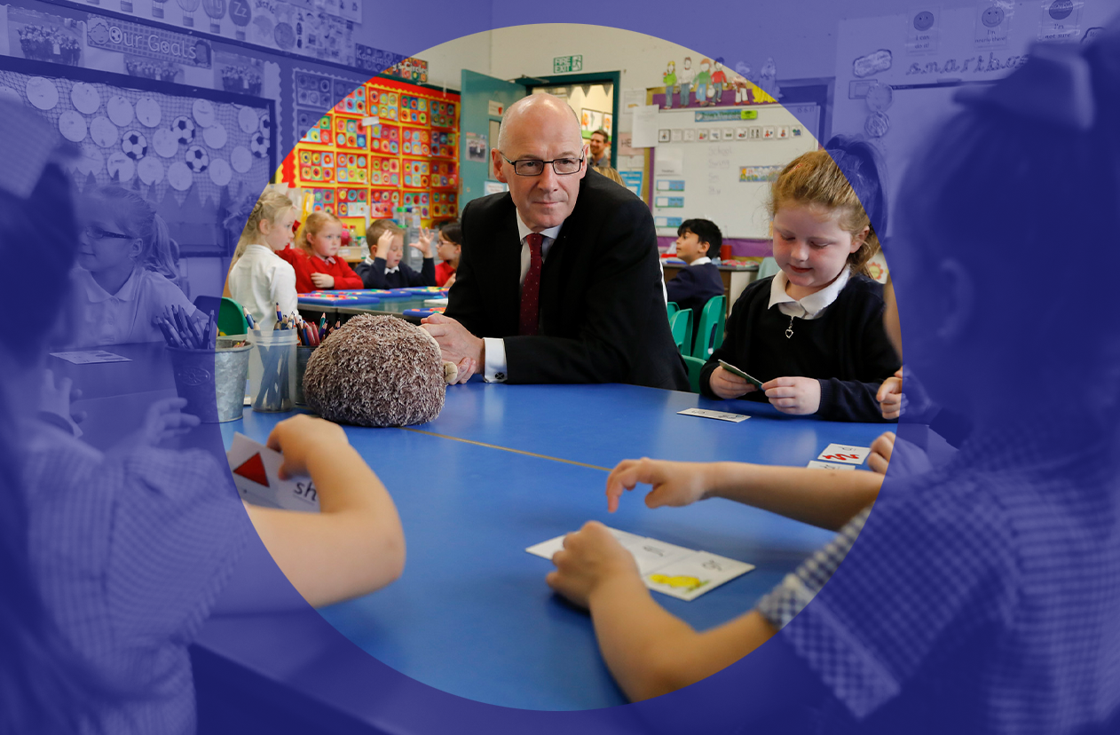 Analysis: What does Swinney's retreat mean for the future of Scottish education?