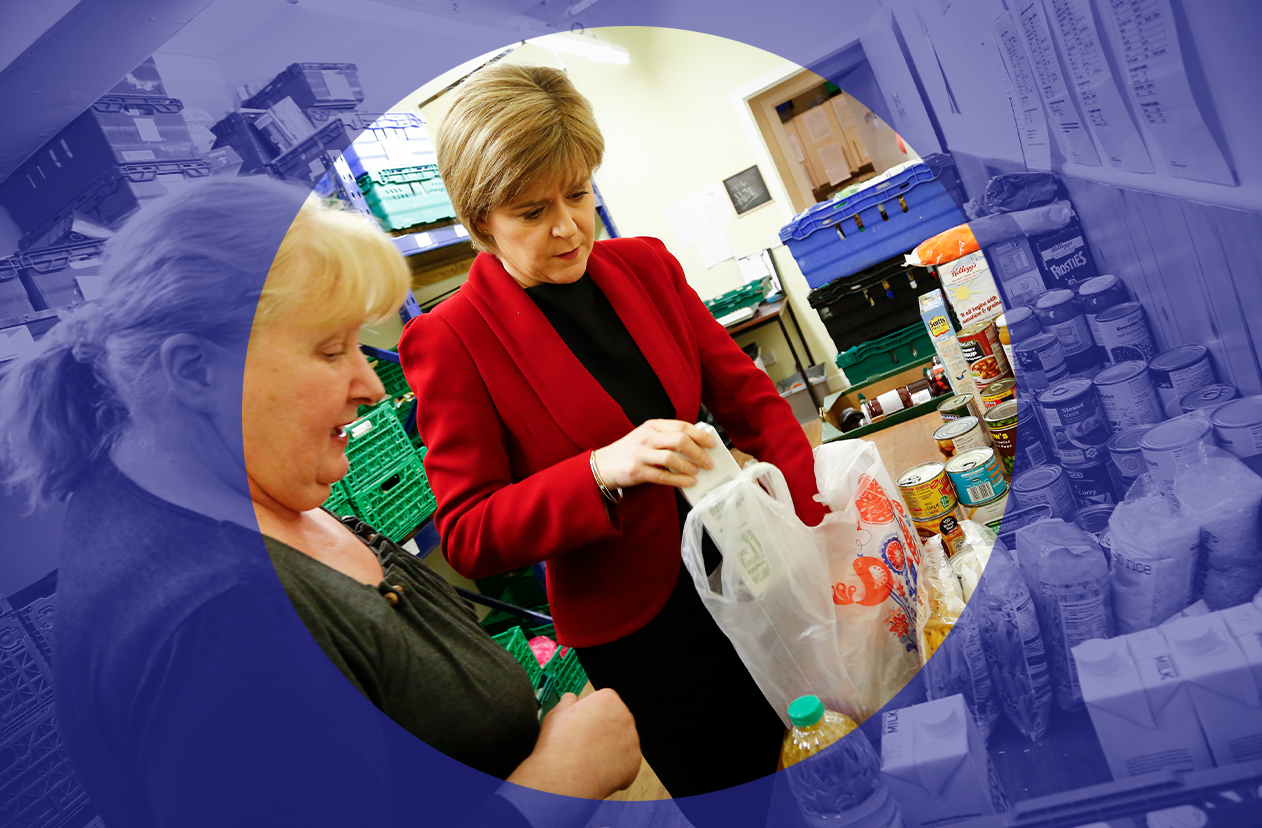 '6 Food Parcels Given Out Every Minute' Forecasts New Report