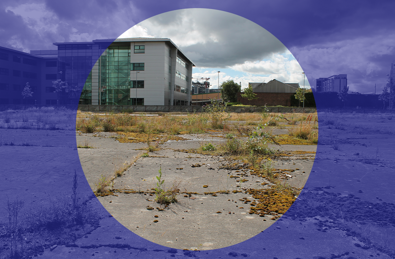 Derelict Land Could be Scotland's Answer to Post-Pandemic Recovery