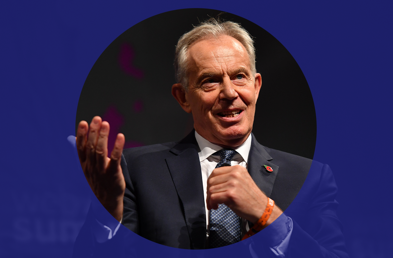Sean Bell: You don't need to care what Tony Blair thinks – just remember what he is
